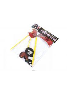 Набор аксессуаров для фотосессии «Пират» (4 предмета)