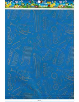 Гравюра «Детская цветная» 210 х 280 мм - набор для детского творчества  (в ассортименте, 9386)