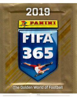 Наклейки Panini FIFA 365-2019 (6+)