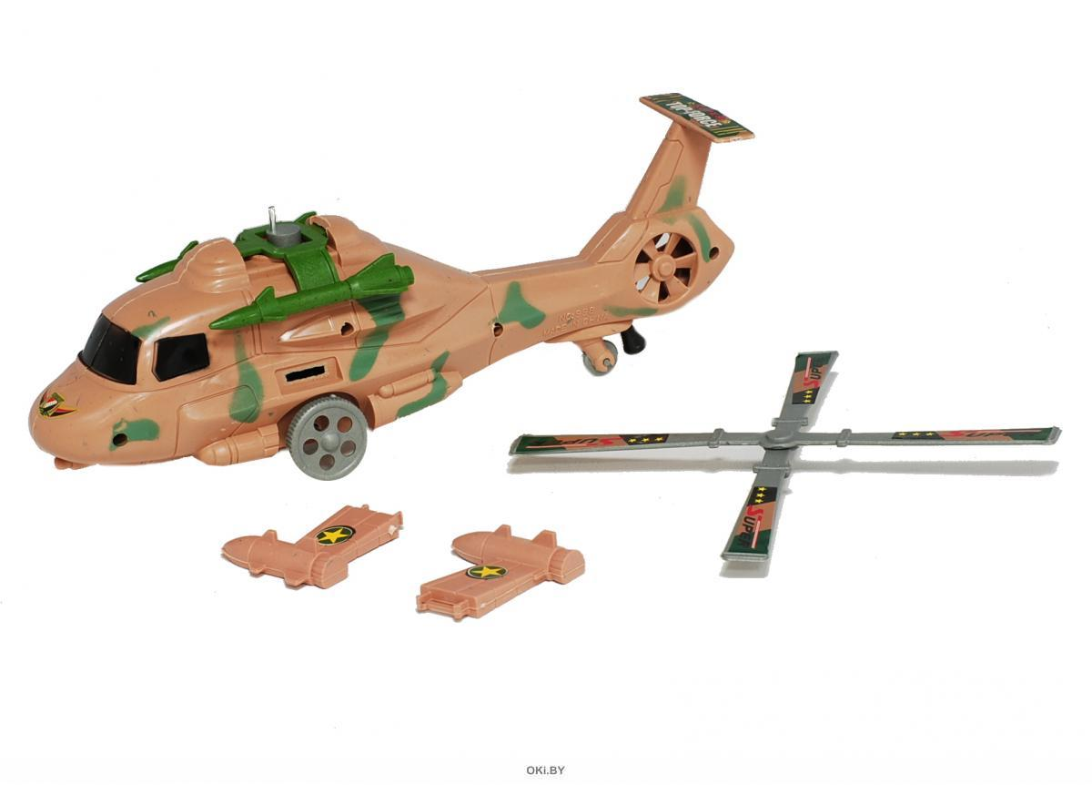 Вертолет заводной на веревке (23*16*9)
