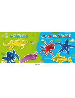 Игрушка во флоупаке Животные Splatterosi