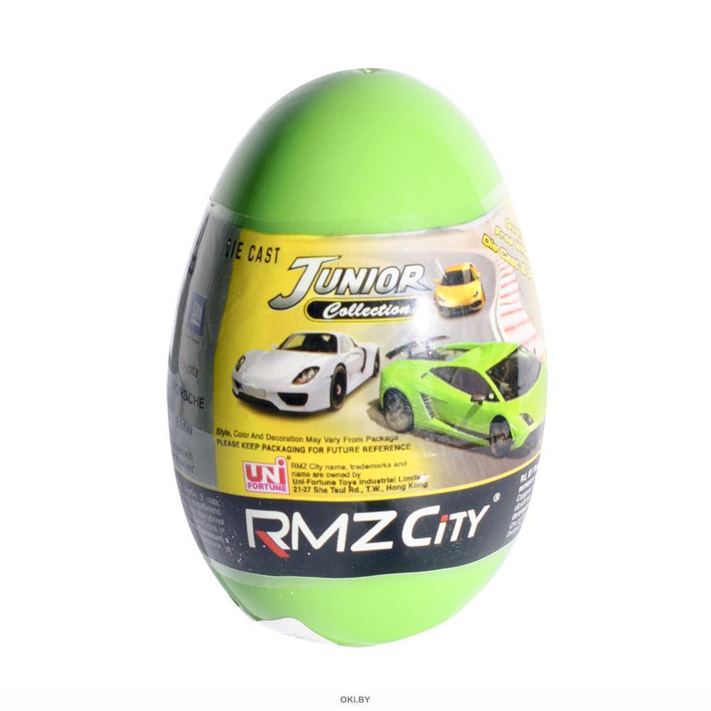 Машинка в яйце (rmz city)