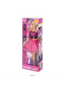 Кукла «Lucy» в платье (defa)
