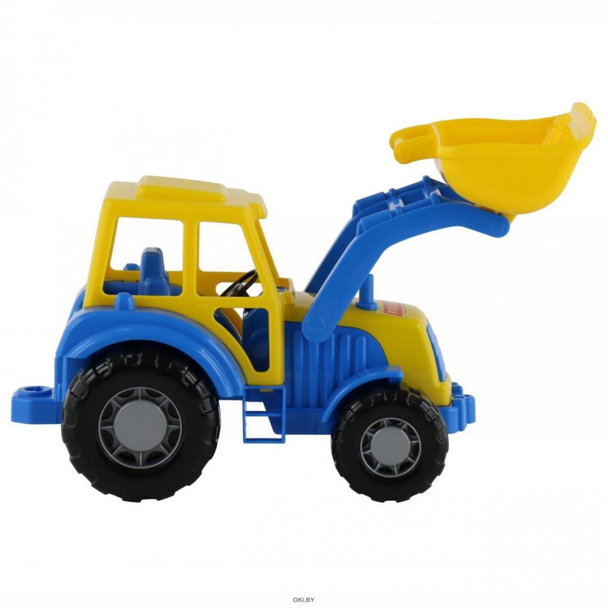 «Алтай», трактор-погрузчик