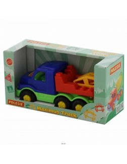 «Максик», автомобиль-эвакуатор (в коробке)