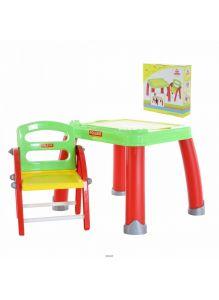 «Набор дошкольника. Стол со стульчиком» №2 (в коробке)