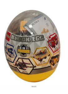 Конструктор «Строительная техник» TruckSeries 6v1 в яйце (46136)