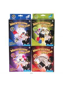 Игра детская настольная «Магические фокусы 20 в 1» - настольная игра (dream makers-board games)