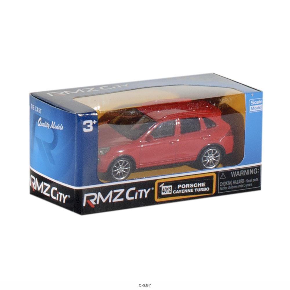 Машинка «porsche cayenne turbo» (rmz city)