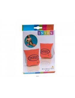 НАРУКАВНИКИ НАДУВНЫЕ пластмассовые детские 23*15 см (арт. 58642)