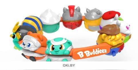 BBuddieez (Би-баддиз) закрытый пакетик с 2-мя персонажами-шармами