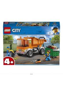 Мусоровоз (Лего / Lego city)