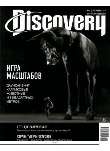 DISCOVERY (ДИСКАВЕРИ) 6 / 2019