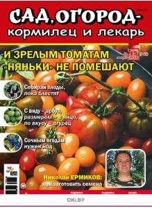 И зрелым томатам «няньки» не помешают 15 / 2019 Сад, огород- кормилец и лекарь