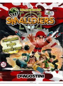 Игрушка во флоупаке «Smalldiers. Смолджер»