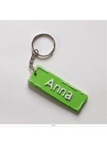 Брелок с именем «ANNA»