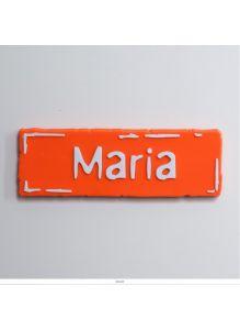 Магнит с именем «MARIA»
