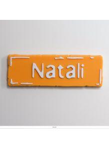 Магнит с именем «NATALI»