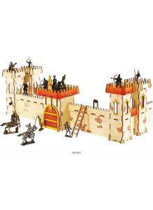 Игрушка Вуди. Конструктор деревянный «Крепость»