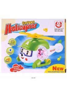 «Хейли. Робокар Поли» музыкальный вертолет