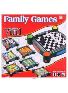 Игра 7в1 для всей семьи.Игрушка.
