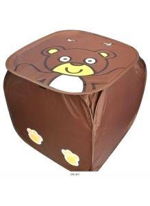 Корзина для игрушек «Куб» 45*45*45см