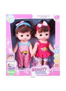 Кукла «Малютка» 2шт
