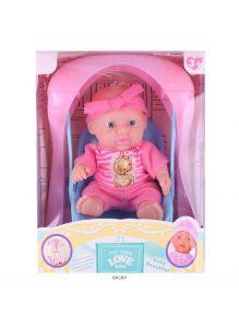 Кукла «Стильный Пупс» с аксессуарами (арт. DV-10217)