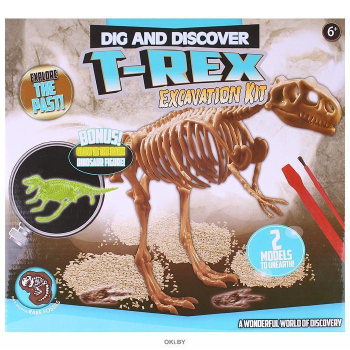 Набор «Раскопки динозавра»