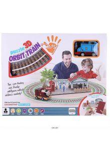 Пазл 3D (Поезд)