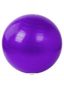 Мяч гимнастический 55см цвет ассорти