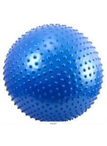 Мяч гимнастический с шипами