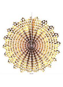 Праздничное украшение «Веер» 8шт/уп (набор)
