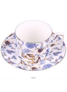 Чайная пара 180мл чашка+блюдце (арт. DV-H-535)