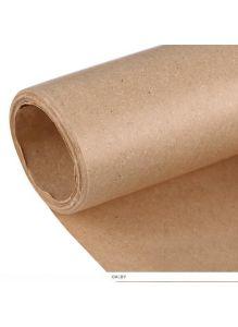 Бумага поделочная крафтовая 80*500см плотность60г/м. кв