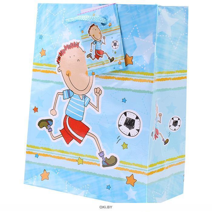 Пакет подарочный 12*15*6см «Darvish» «детский»