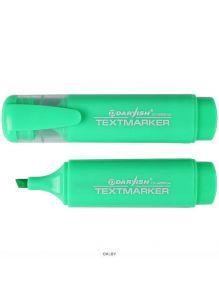 Маркер-выделитель на водной основе Darvish зеленый (арт. DV-4259-04)