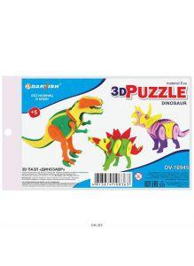 Пазл 3D «Динозавр»