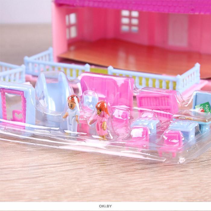 Игровой набор «Мой счастливый дом» 2 домика