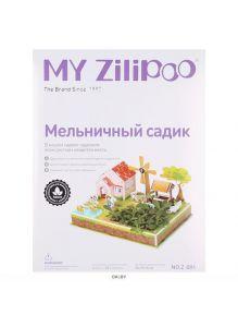 Пазл 3D «Мельничный садик Z-001» 23 элемента