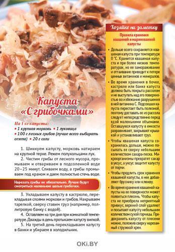 Лучшие заготовки. Золотые рецепты квашеной капусты 9 / 2019