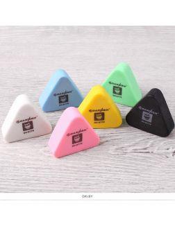 Ластик «Darvish» треугольный ассорти (арт. 027878)