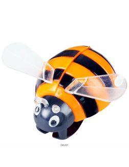 Точилка пластмассовая «Darvish» в форме пчелки (ассорти)
