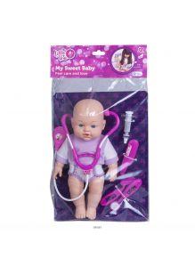 Кукла «Малыш» с набором доктора (DREAM MAKERS, LITTLE YOU PU11)