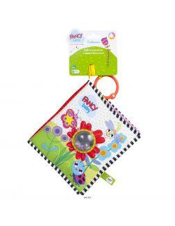 Книжечка - игрушка развивающая (DREAM MAKERS, FANCY BABY NKB0)