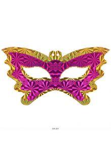 Набор масок карнавальных (10шт-20*7см)
