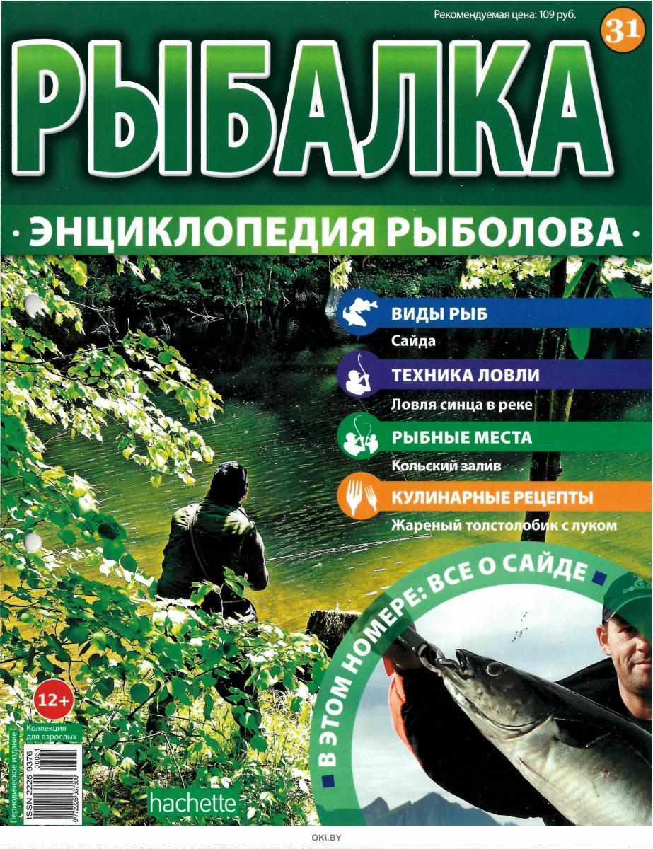 Рыбалка. Энциклопедия рыболова № 31