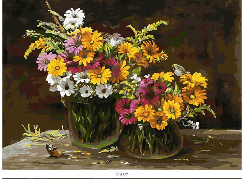 «Осенний сюрприз» картина на холсте (30 х 40 см) 262-AS