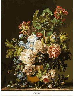 «Летний дар» картина на холсте (30 х 40 см) 263-AS