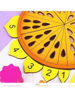 Обучение счету «Подсолнух» - обучающая игра